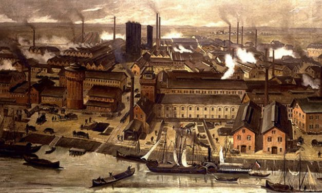 What did Max Weber mean by the 'spirit' of capitalism?